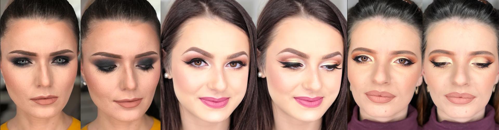 Curs De Initiere In Machiaj Top Make Up School Cursuri De