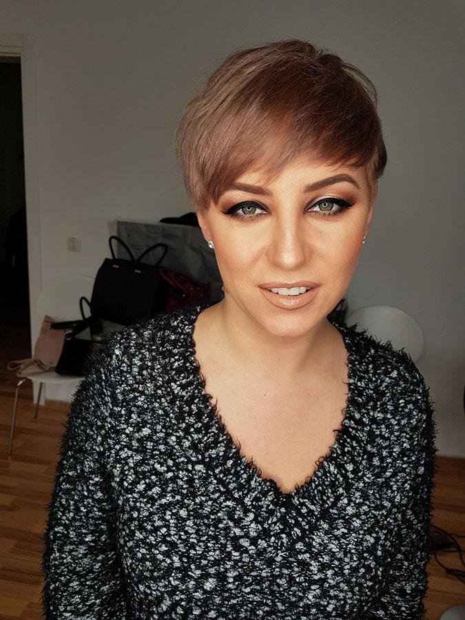 Curs de specializare in machiaj Cluj Napoca